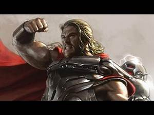Avengers: Age of Ultron - Chris Hemsworth Brings the Thunder to SDCC - Comic Con 2014