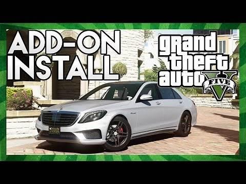 GTA 5: How to Install ADD-ON Cars! (GTA 5 PC Mod Tutorial)