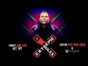 WWE Extreme Rules 2017 Live Stream (2K17)