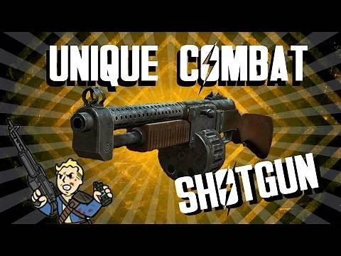 Fallout 4 - Le Fusil Terribles - Unique Weapon Location Guide