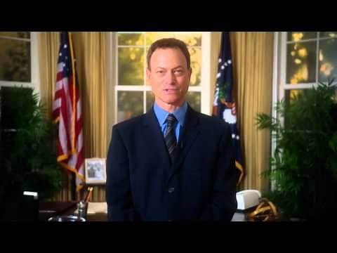 A Video Tour of the Reagan Library (pre-renovation) with Host Gary Sinise