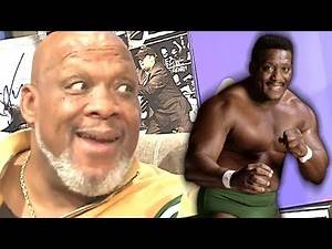 Tony Atlas Shoots on SD Jones :: Black History Month Wrestling Insiders