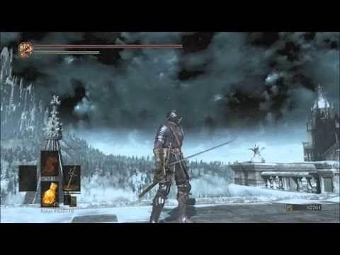 Dark Souls 3 Elite Knight Armor!