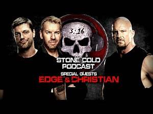 WWE Network: Stone Cold Podcast LIVE with Edge & Christian - Tonight after Raw