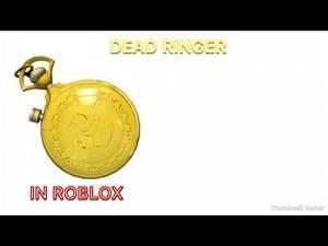 ROBLOX (Team Fortress 2 vs) dead ringer