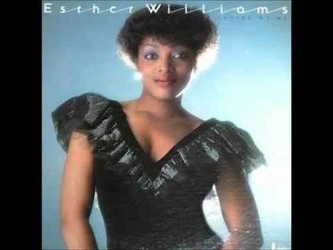 Esther Williams - Who Said It Was Wrong - 1981