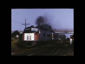 The New Haven Shore Line in the Penn Central Era 1969-1971