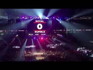 Kurt Angle enters the 2019 Royal Rumble