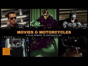 MOVIES AND MOTORCYCLES | The Icon and Superhero bikers of Hollywood