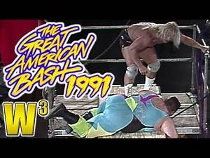 WCW Great American Bash 1991 Review   Wrestling With Wregret