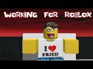 Working for ROBLOX - A ROBLOX Machinima