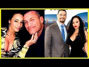 WWE Superstars And Their Wives 2020   WWE Superstars With Their Wives