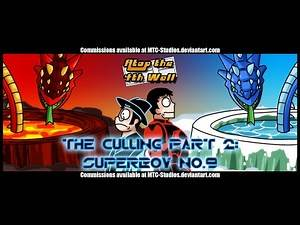 The Culling, Part 2: Superboy #9 - Atop the Fourth Wall