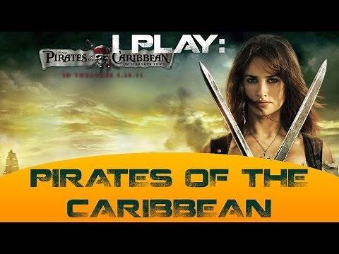 I play: Pirates of the Caribbean - Open world sandbox pirate game