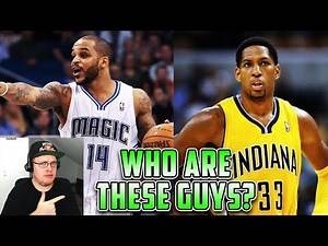 Reacting To The Most Forgotten NBA All Stars