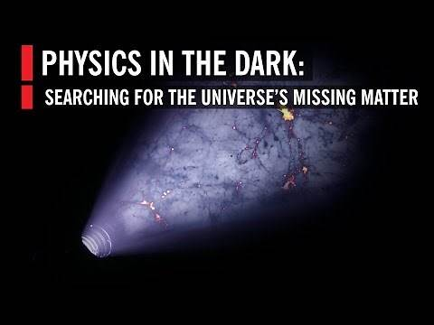 Physics in the Dark: Searching for the Universe's Missing Matter