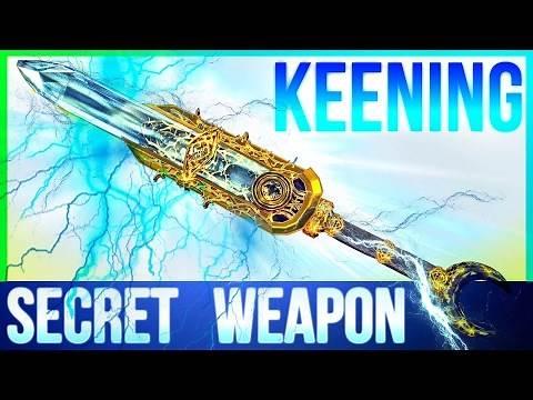 Skyrim Best Weapons – Keening & Secret Unique Spell Location!