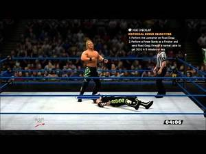 WWE '13: Attitude Era Mode Ep. 62 - Chris Jericho vs Road Dogg