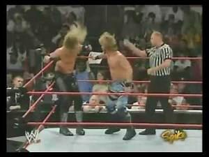 Chris Jericho Vs Edge WWE Raw 2005 Part 2