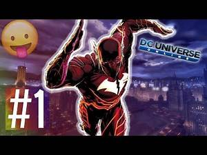 DC Universe Online Let's Play 2020 Part 1 *Character Creation*