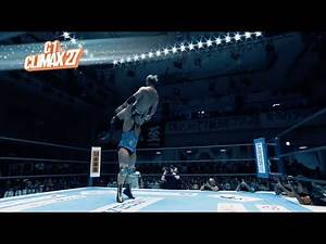 Okada & Elgin Showdown at the G1 Climax 27 From NJPW | September 8th on AXS TV