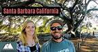 Santa Barbara California || RV Living + Knapps Castle