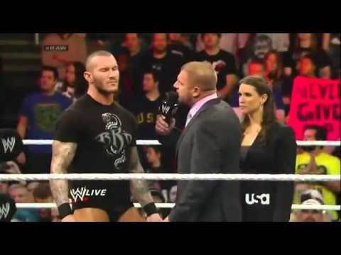WWE Raw 20 January 14 Batista returns to WWE 2014 Full