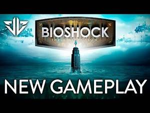 BIOSHOCK: The Collection GAMEPLAY Impressions! (BioShock, BioShock 2, and BioShock Infinite!)