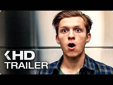 """SPIDER-MAN: Homecoming """"The Party"""" TV Spot & Trailer (2017)"""
