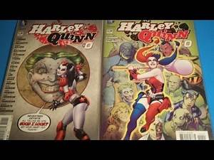 Harley Quinn,Damian Son of Batman,Amazing Spiderman Comics Variant Covers