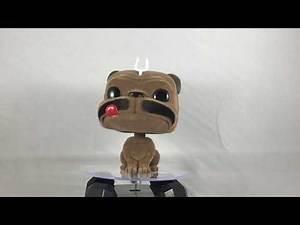 Funko POP! Unboxing Video - Marvel Inhumans Lockjaw (New York Comic Con)