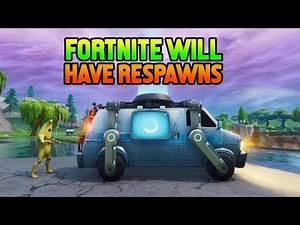 Fortnite Copying Apex Legends | The Reboot Van