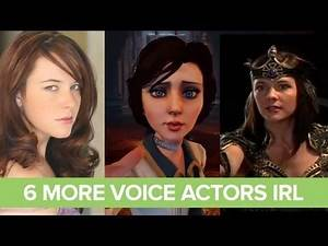 6 Videogame Voice Actors in TV and Movies - Nolan North, Elias Toufexis, Keith David - Pt. 2
