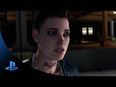 """Watch Dogs """"Out of Control"""" Trailer"""