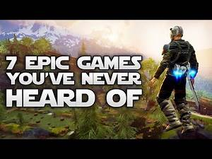 TOP 7 NEW Games You've Never Heard Of Coming in 2016 and 2017 to PS4 Xbox One and PC