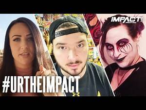 Stars of IMPACT Wrestling Share a Message of Safety | #URTheIMPACT