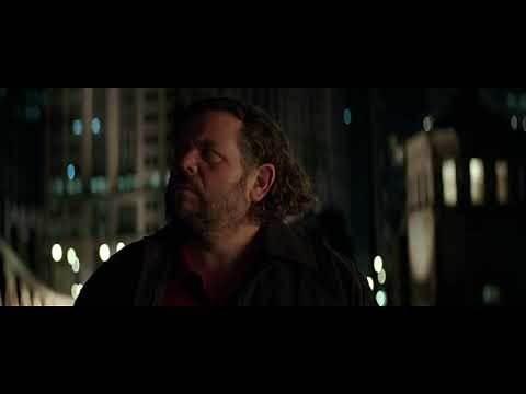 Batman Begins (2005) 'Backup' Scene (Bat Horde/Arkham Asylum)