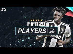 FIFA 20 WONDERKIDS TO BUY IN CAREER MODE | FT. KEAN, FODEN & MORE [#2]