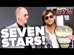 Kenny Omega & Don Callis' Special Holiday Message!   IMPACT Wrestling Best of 2020