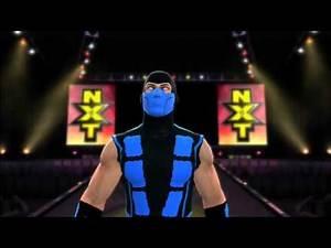 WWE 2K14 CAWs: Sub-Zero