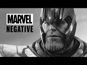 MARVEL: NEGATIVE (Part 2 of 2)