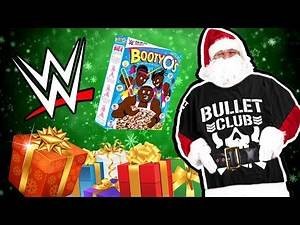 TOP 5: WWE CHRISTMAS WISHLIST