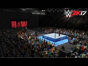 WWE 2K17 - Diesel vs. Bam Bam Bigelow: WWE Championship | Monday Night Raw