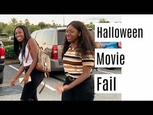 Halloween Movie Fail | Family Vlogs | Javlogs