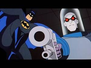Batman: The Animated Series | Batman Defeats Mr. Freeze | DC Kids