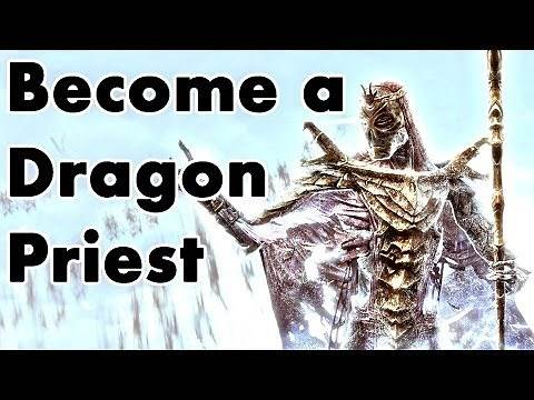Skyrim: How To Become A Dragon Priest