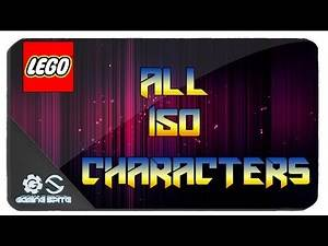 Lego Batman 3: Beyond Gotham - All Characters (All 150 Playable Characters)