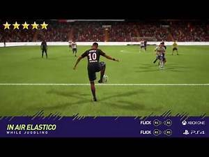 FIFA 18 Skills TUTORIAL (Five Star Skills)
