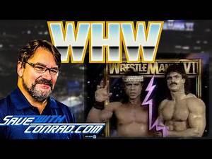 Tony Schiavone calls Rick Rude vs Jimmy Snuka
