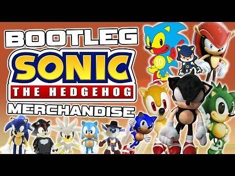 An Extensive Look At Bootleg Sonic The Hedgehog Toys & Merchandise